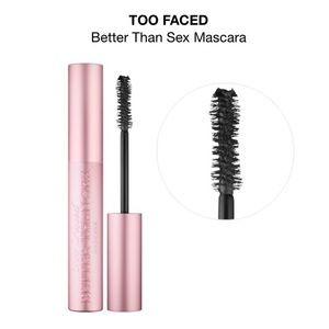 Too faced Better Than Sex mascara NIB